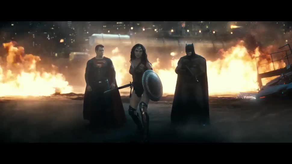 Trailer, Kinofilm, Warner Bros., Batman, Superman, Wonder Woman, Dawn of Justice, Batman V Superman, Doomsday, Lex Luthor