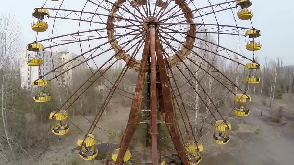 Virtual Reality, VR, Tschernobyl, The Farm 51, Chernobyl VR Project, Pripyat