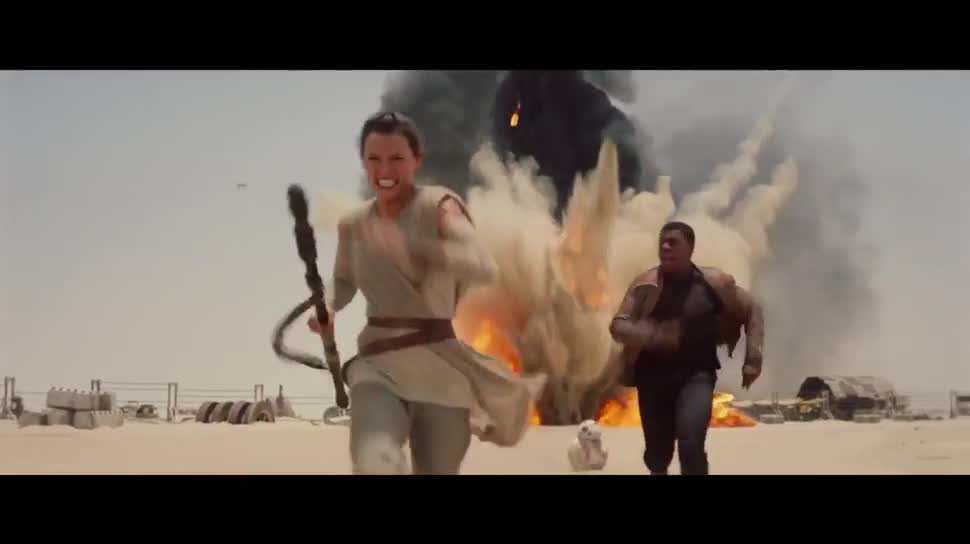 Trailer, China, Star Wars, Kino, Disney, J.J. Abrams, Das Erwachen der Macht, Star Wars VII, The Force Awakens