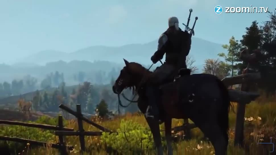 Zoomin, Rollenspiel, The Witcher, Geralt, CD Project RED, The Witcher 4