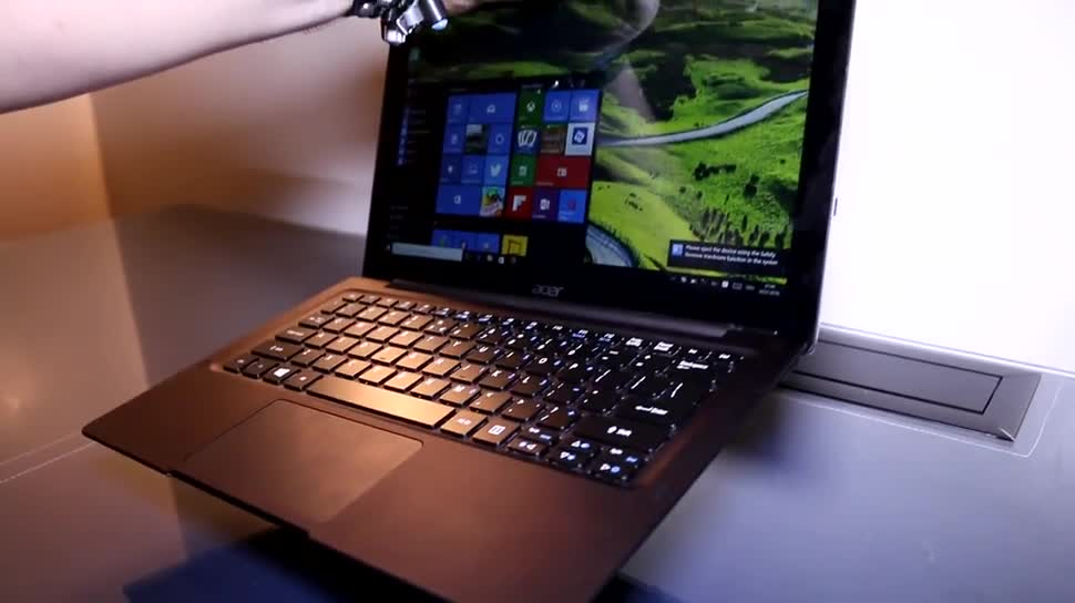 Tablet, Hands-On, Acer, Ces, 2-in-1, CES 2016, Aspire Switch 12 S