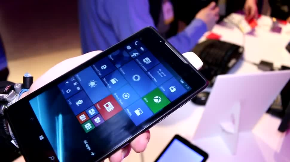 Microsoft, Tablet, Windows 10, Ces, CES 2016, Foxda
