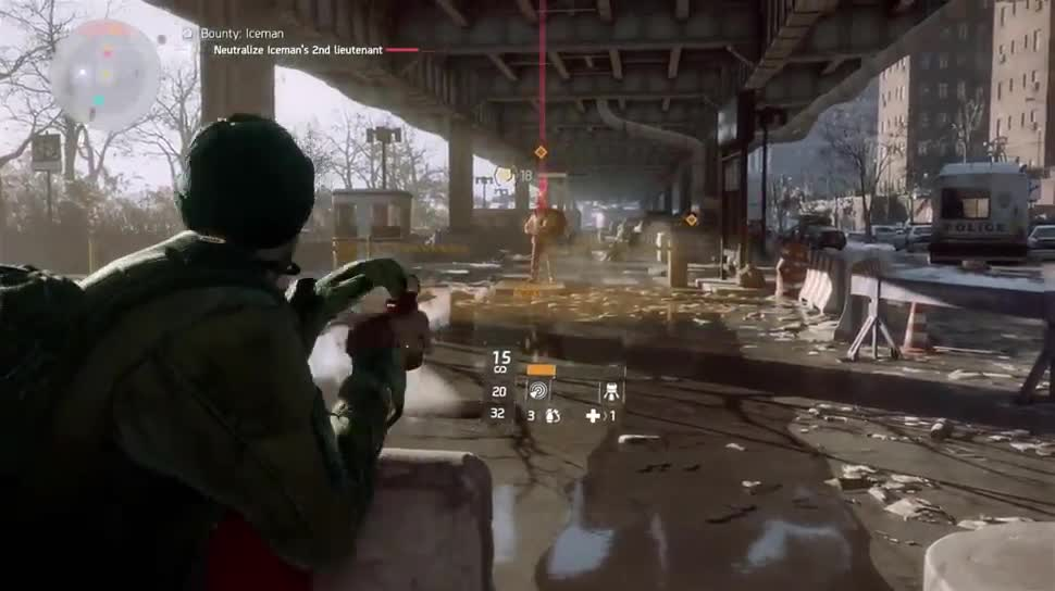 Trailer, Ubisoft, actionspiel, Tom Clancy, Tom Clancy's The Division, The Division