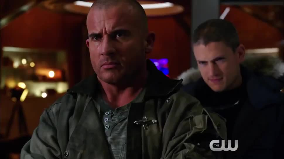 Trailer, Serie, DC Comics, The CW, DC's Legends Of Tomorrow