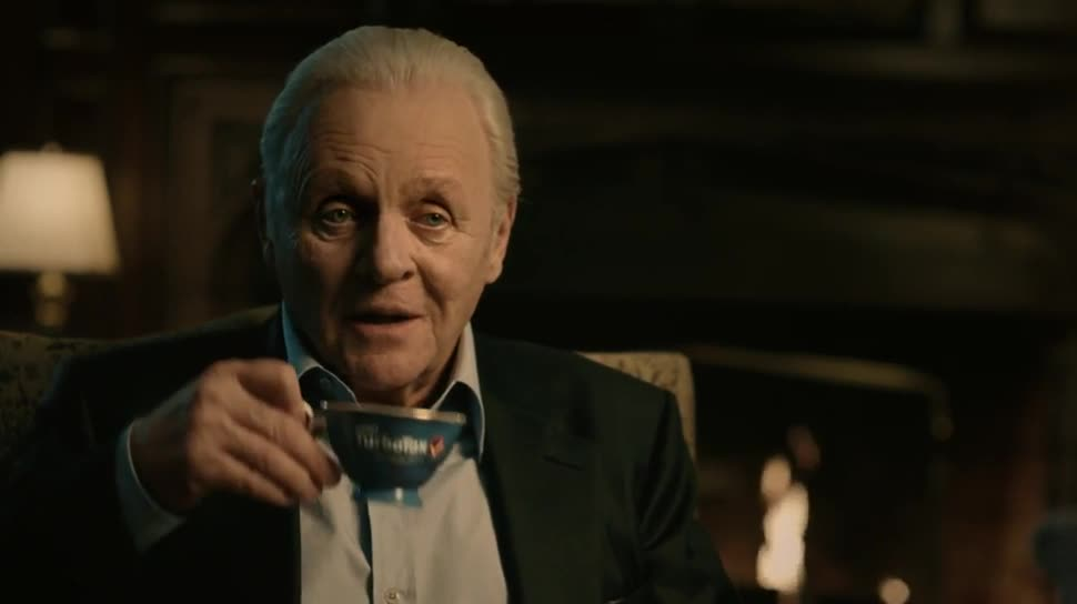 Werbespot, Super Bowl, Steuern, Super Bowl 2016, Turbo Tax, Anthony Hopkins
