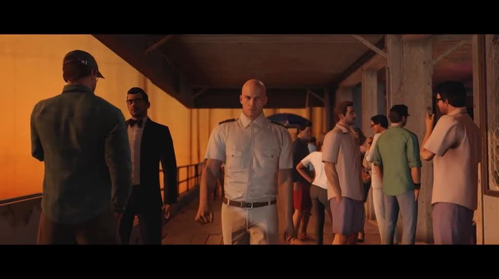Trailer, Beta, Square Enix, Hitman, Agent 47