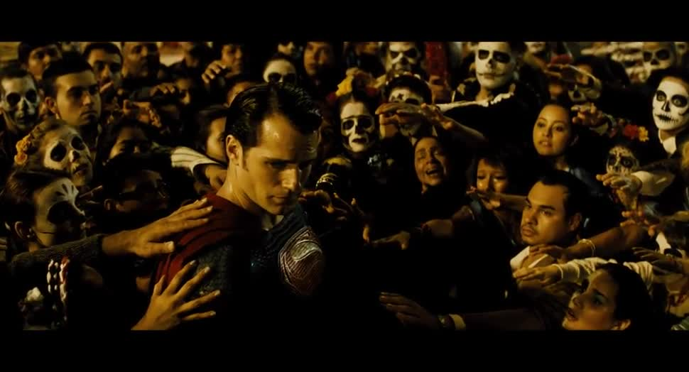 Trailer, Kinofilm, Warner Bros., Batman, Superman, Dawn of Justice, Batman V Superman