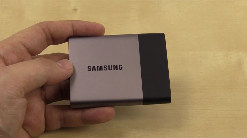 Samsung, Test, Hands-On, Ssd, Benchmark, NewGadgets, Johannes Knapp, Portable SSD T3