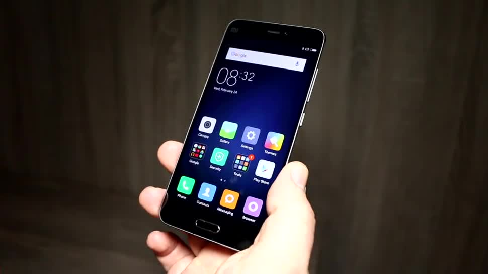 Smartphone, Android, Hands-On, Mwc, Hands on, Mobile World Congress, Xiaomi, Mwc 2016, Mobile World Congress 2016, Xiaomi mi 5, MI 5