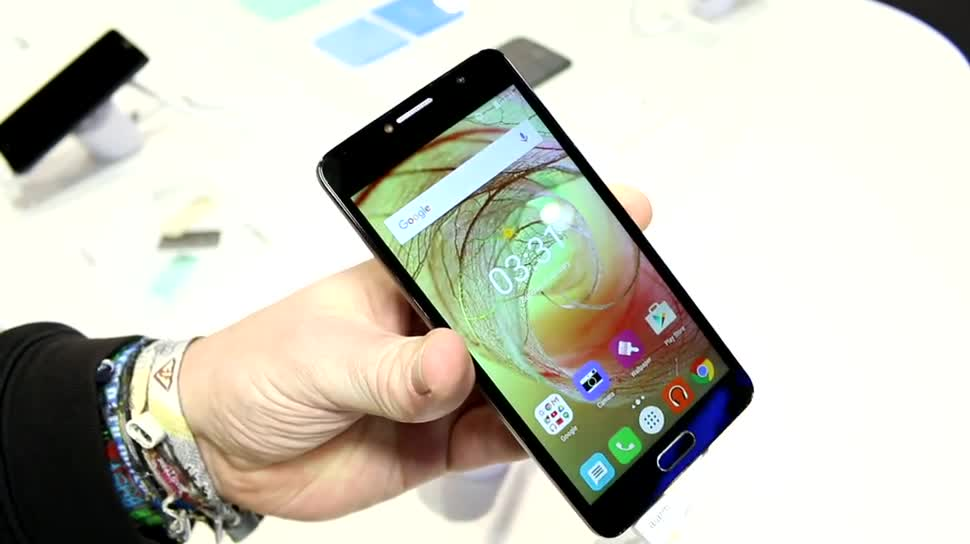 Smartphone, Android, Mwc, Mwc 2016, Alcatel, Pop, Pop S4