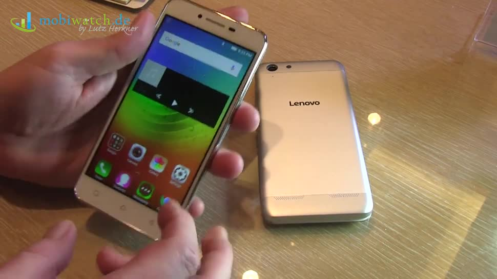 Smartphone, Android, Lenovo, Mwc, Lutz Herkner, Mwc 2016, Vibe K5 Plus