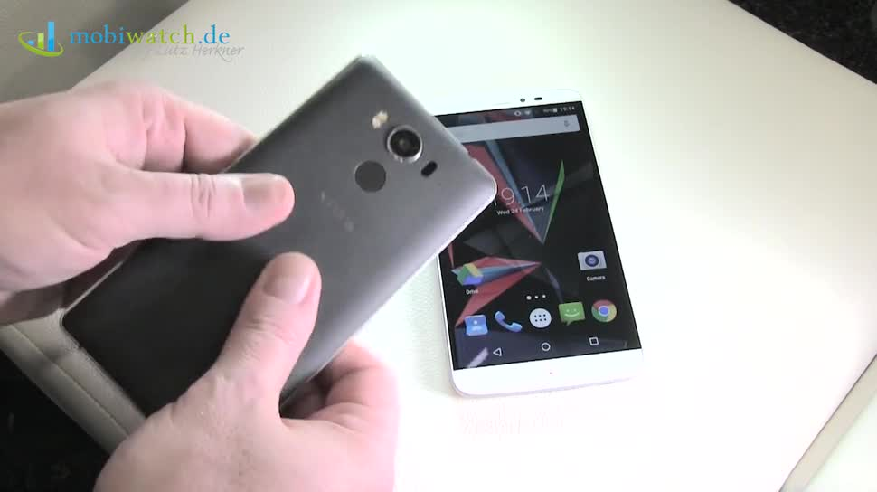 Smartphone, Android, Mwc, Lutz Herkner, Mwc 2016, Archos, Diamond 2 Plus