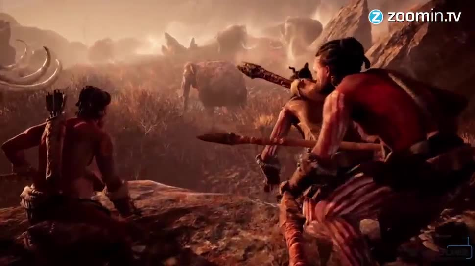 Trailer, Ego-Shooter, Ubisoft, Zoomin, Far Cry, Far Cry Primal
