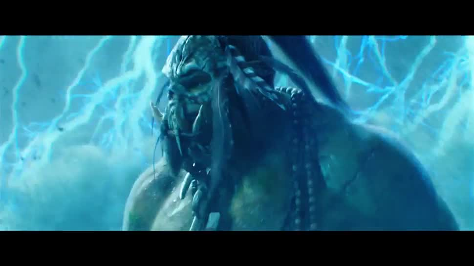 Trailer, Blizzard, Kinofilm, Warcraft, Warcraft: Der Film, Warcraft: The Beginning, The Beginning, Legendary