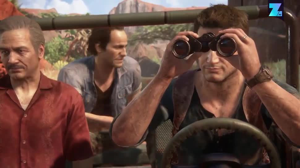 Sony, PlayStation 4, Playstation, PS4, Sony PlayStation 4, Zoomin, Sony PS4, Uncharted, Uncharted 4