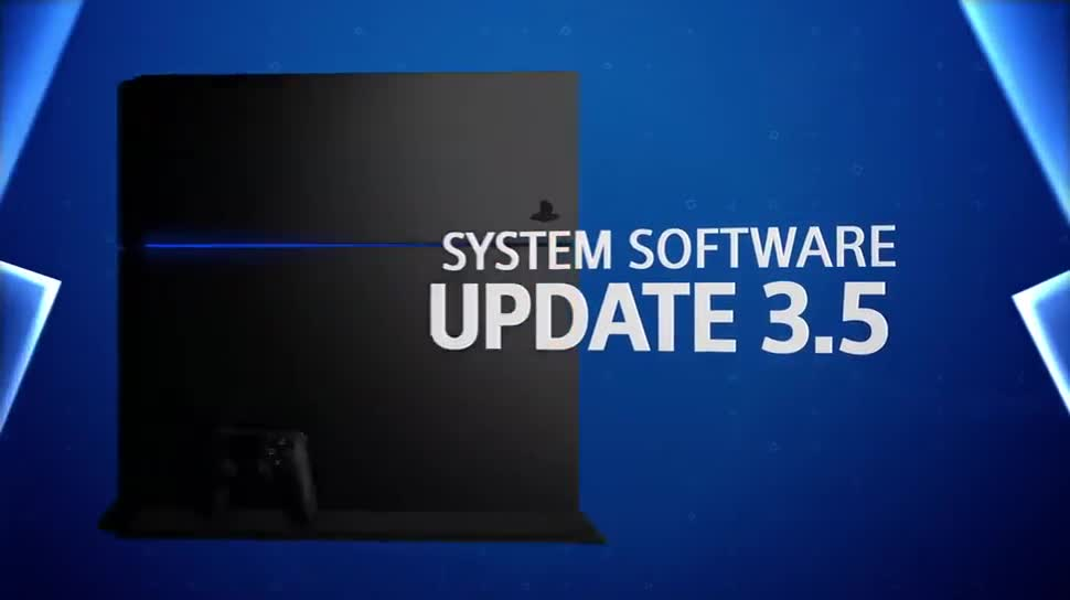 Update, Sony, PlayStation 4, Playstation, PS4, Sony PlayStation 4, Sony PS4