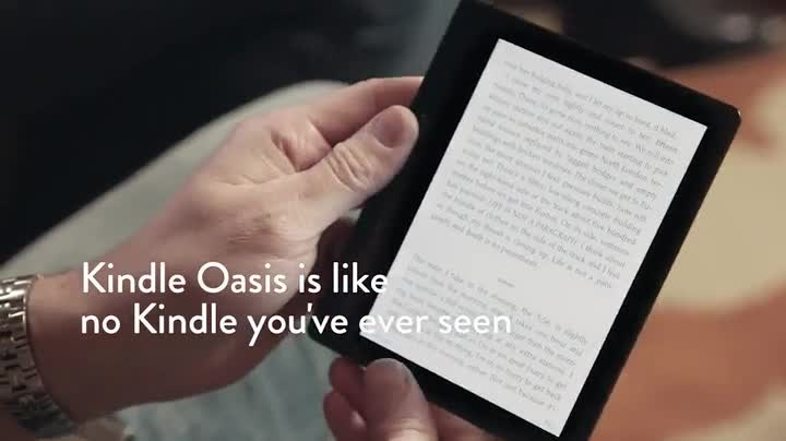 Amazon, Kindle, E-Book-Reader, Amazon Kindle, Oasis, Kindle Oasis, Amazon Kindle Oasis