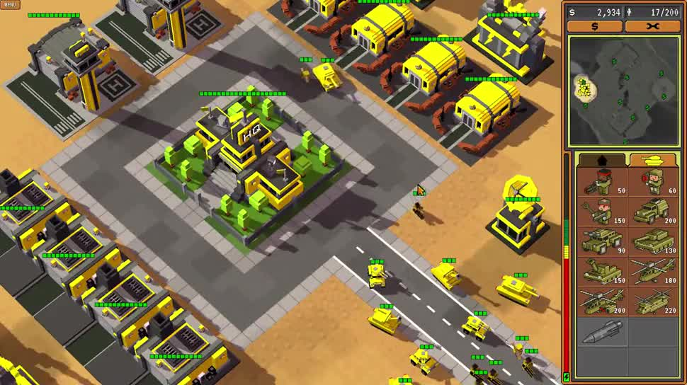 Steam, Command & Conquer, Remake, Echtzeitstrategie, 8-Bit Armies