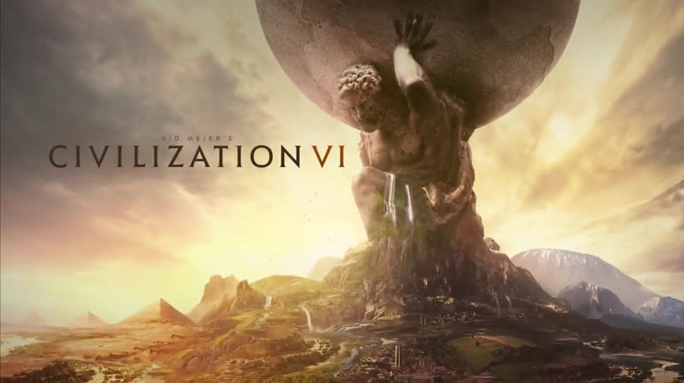 Spiel, Strategie, Civilization, Civilization VI