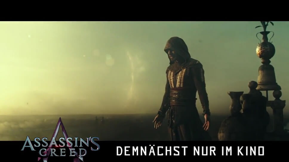 Trailer, Assassin's Creed, Kino, Kinofilm, 20th Century Fox