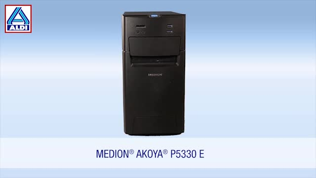 Windows 10, Pc, Medion, Aldi, Akoya P5330