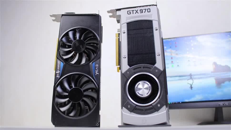 Nvidia, Grafikkarten, Zenchilli, Zenchillis Hardware Reviews, Lüfter, Kühler, Evga, GTX 970, EVGA GeForce GTX 970 SSC, Manli GeForce GTX 970, Manli