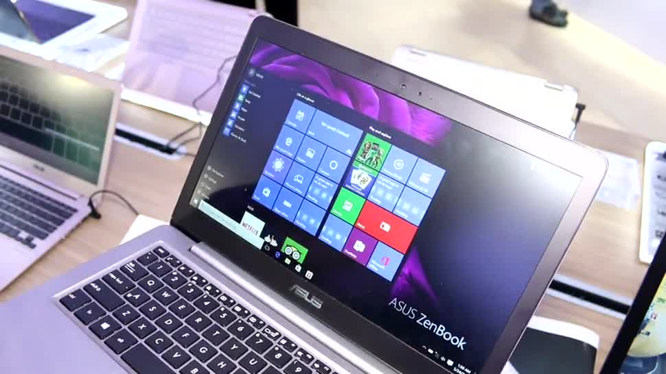 Windows 10, Notebook, Asus, Computex, Computex 2016, Zenbook UX310