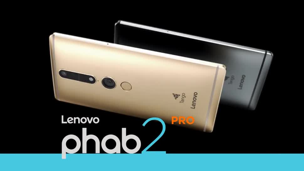 Smartphone, Android, Lenovo, Augmented Reality, Augmented-Reality, AR, Tango, Lenovo Phab 2 Pro, Phab 2 Pro