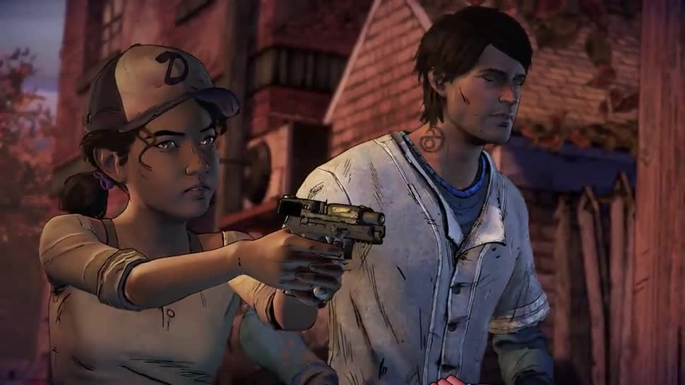 Trailer, Adventure, Zombies, The Walking Dead, Telltale, Season 3