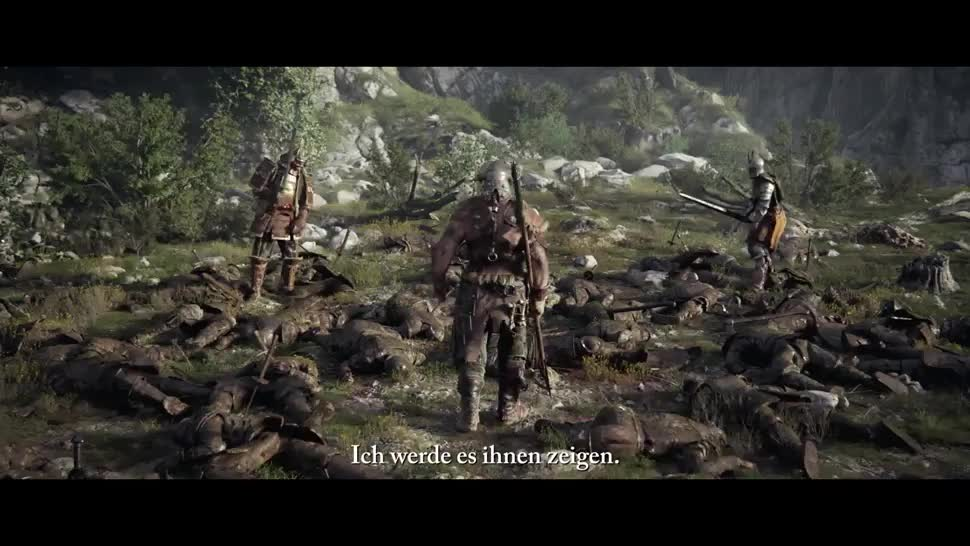 Microsoft, Trailer, Xbox One, PlayStation 4, Ubisoft, E3, PS4, actionspiel, Microsoft Xbox One, E3 2016, For Honor, Cinematic