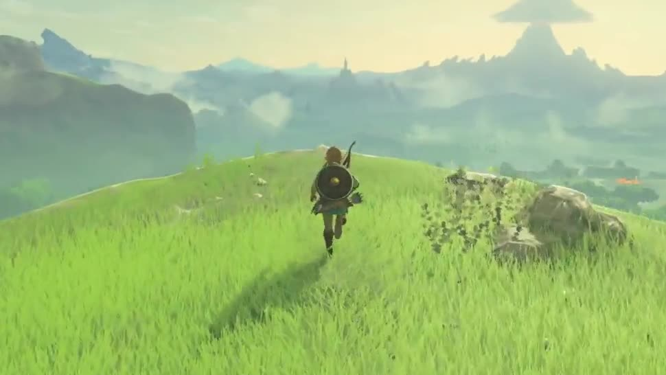 Trailer, Nintendo, E3, Wii U, Nintendo NX, E3 2016, The Legend of Zelda, Nintendo Wii U, Zelda, The Legend of Zelda: Breath of the Wild, Breath of the Wild