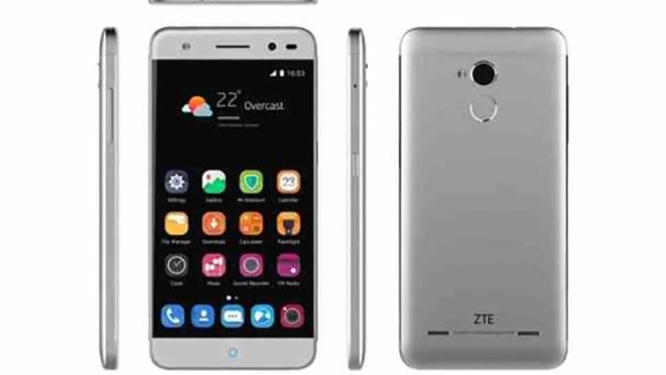 Smartphone, Android, ValueTech, Zte, Blade v7 lite