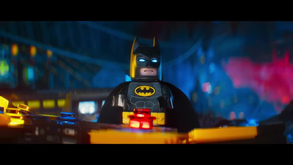 Trailer, Warner Bros., Batman, Lego, Comic-Con, San Diego ComicCon, LEGO Batman, SDCC 2016, SDCC, The LEGO Batman Movie