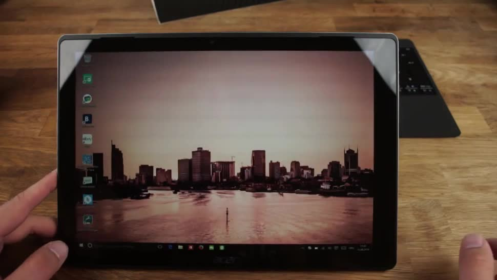Tablet, Acer, 2-in-1, Convertible, Andrzej Tokarski, Tabletblog, Unboxing, 2-in-1-Tablet, Acer Switch Alpha 12, Acer Switch, Switch Alpha 12
