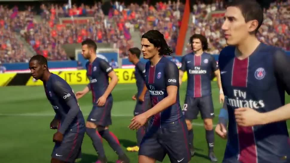Trailer, Electronic Arts, Ea, Gamescom, Fußball, EA Sports, Fifa, Gamescom 2016, Fifa 17