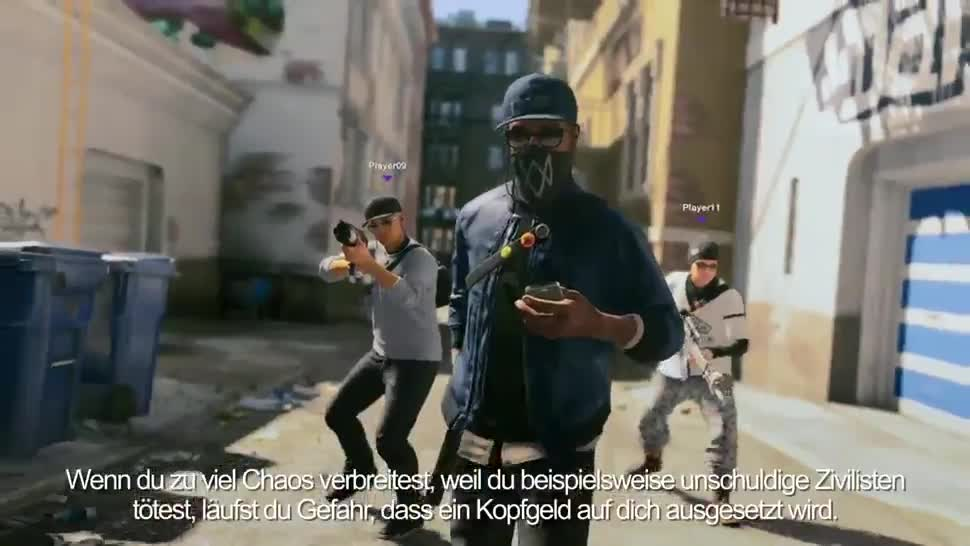Trailer, Ubisoft, Gamescom, actionspiel, Watch Dogs, Gamescom 2016, Watch Dogs 2