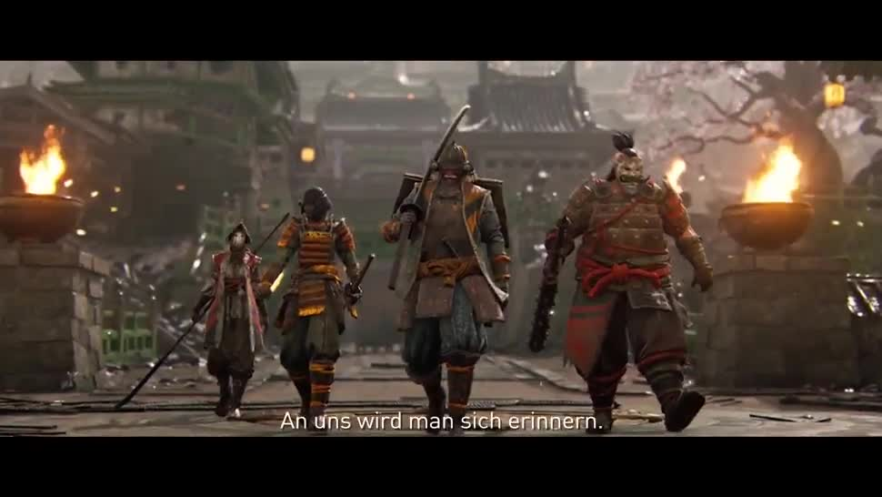 Trailer, Ubisoft, Gamescom, actionspiel, Gamescom 2016, For Honor