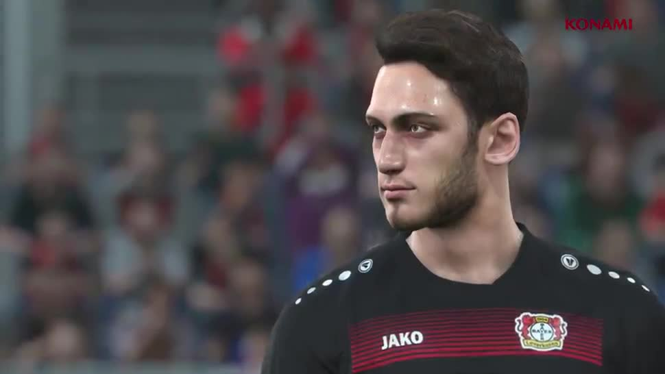Trailer, Gamescom, Fu�ball, Konami, PES, Gamescom 2016, Pro Evolution Soccer, PES 2017