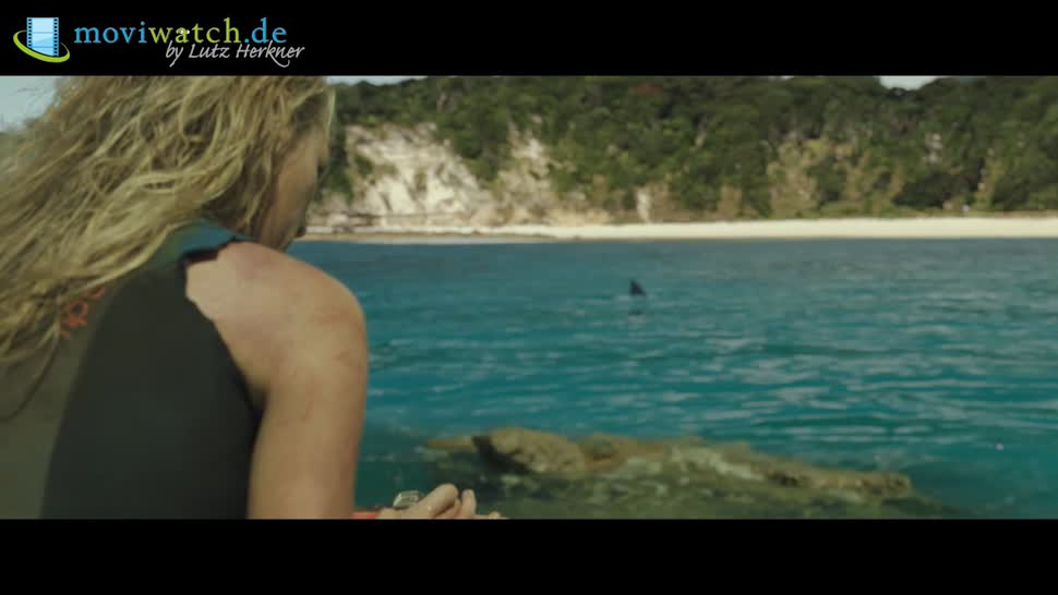 Film, Lutz Herkner, Kino, Hai, The Shallows
