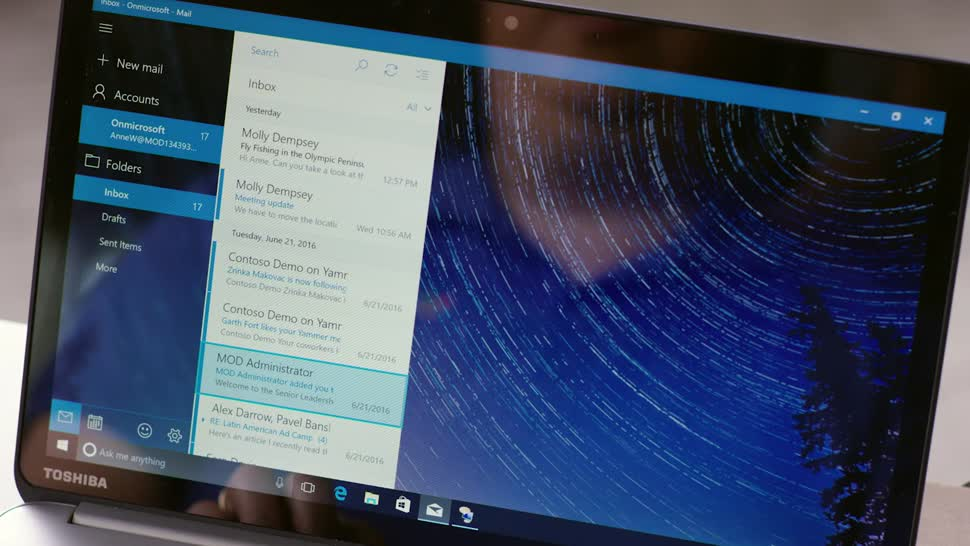 Microsoft, Betriebssystem, Windows, Windows 10, Anniversary Update, Barrierefreiheit, Sprachausgabe, Hilfstechnologien