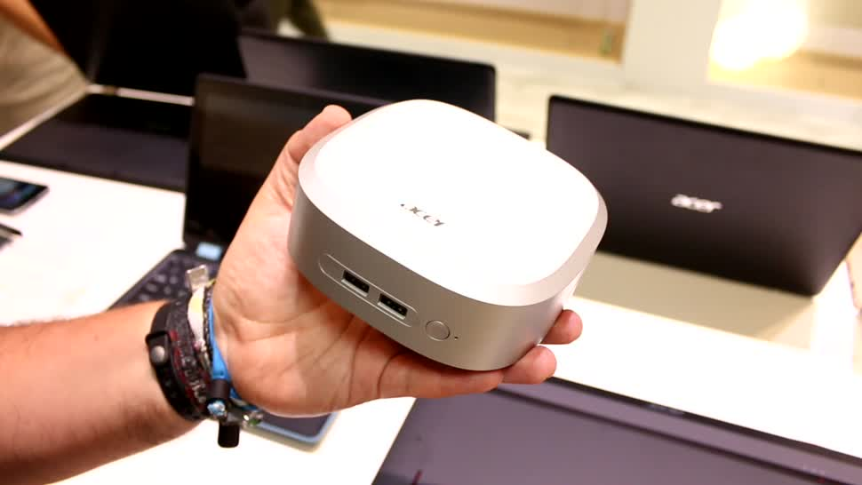 Pc, Hands-On, Acer, Ifa, IFA 2016, Mini PC, Acer Revo Base, Revo Base