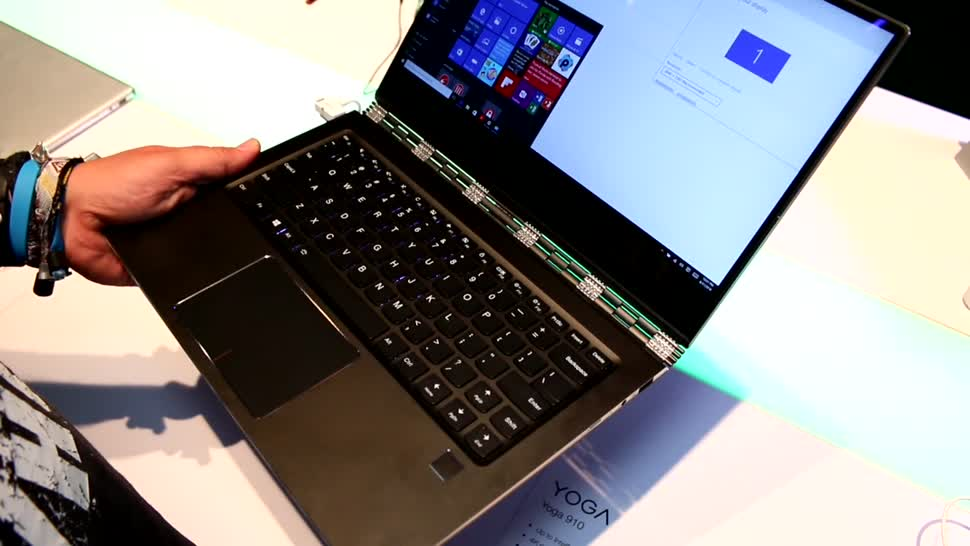 Notebook, Lenovo, Ifa, Convertible, IFA 2016, Yoga 910