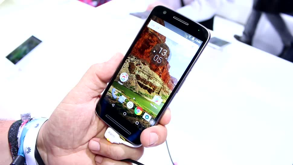 Smartphone, Motorola, Hands-On, Ifa, Hands on, IFA 2016, Moto E, Motorola Moto E, Moto E3