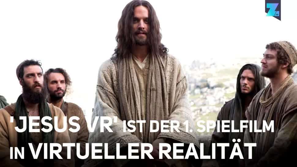 Film, Virtual Reality, Zoomin, VR, VR-Brille, VR-Headset, Venedig, Jesus VR, Filmfestspiele, The Story of Christ