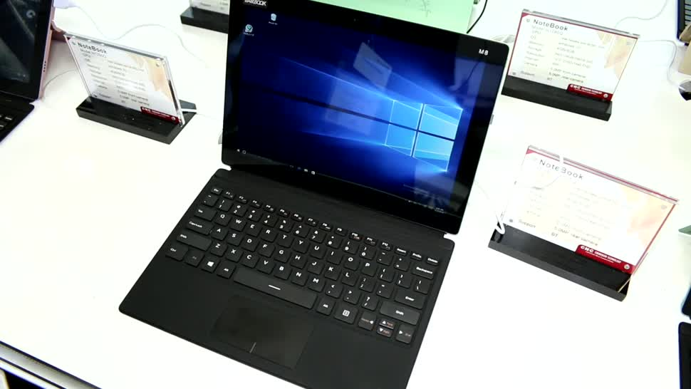 Tablet, Ifa, Surface Pro, 2-in-1, IFA 2016, Cnc