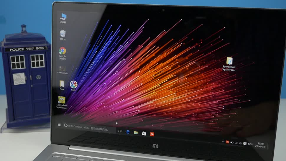 Windows 10, Notebook, China, Laptop, Test, Ultrabook, Hands on, Xiaomi, Review, Leistung, PCIe, Intel Core i5-6200U, Chinesisch, NVMe, Xiaomi Mi Notebook Air 13, Xiaomi Mi Notebook, Mi Air, Xiaomi Mi Air 13