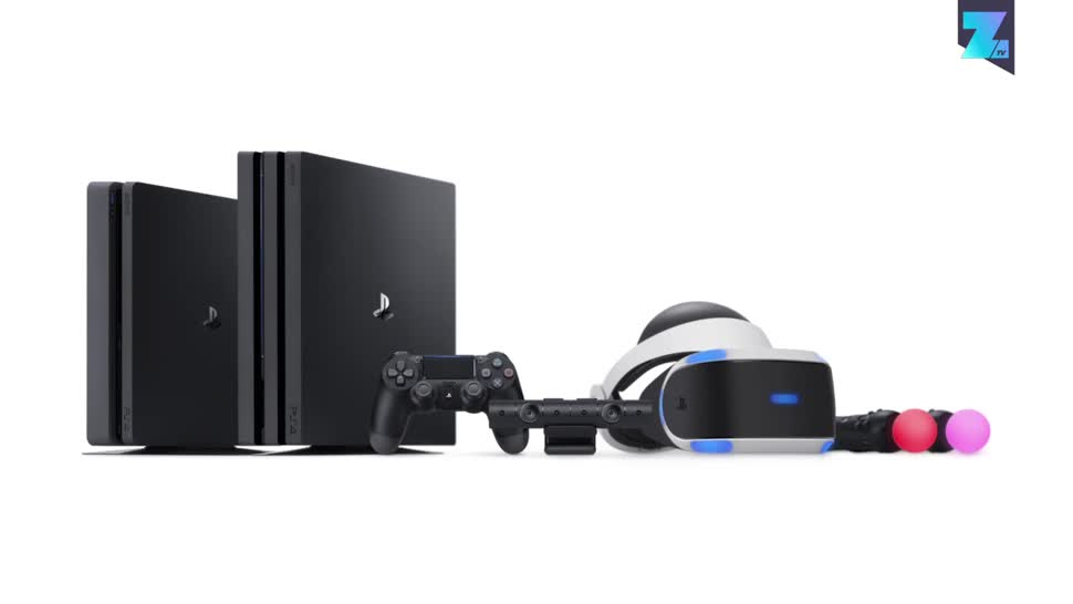 Sony, Konsole, PlayStation 4, Playstation, PS4, Sony PlayStation 4, Zoomin, Sony PS4, PlayStation 4 Pro, PS4 Neo, PlayStation 4 Neo