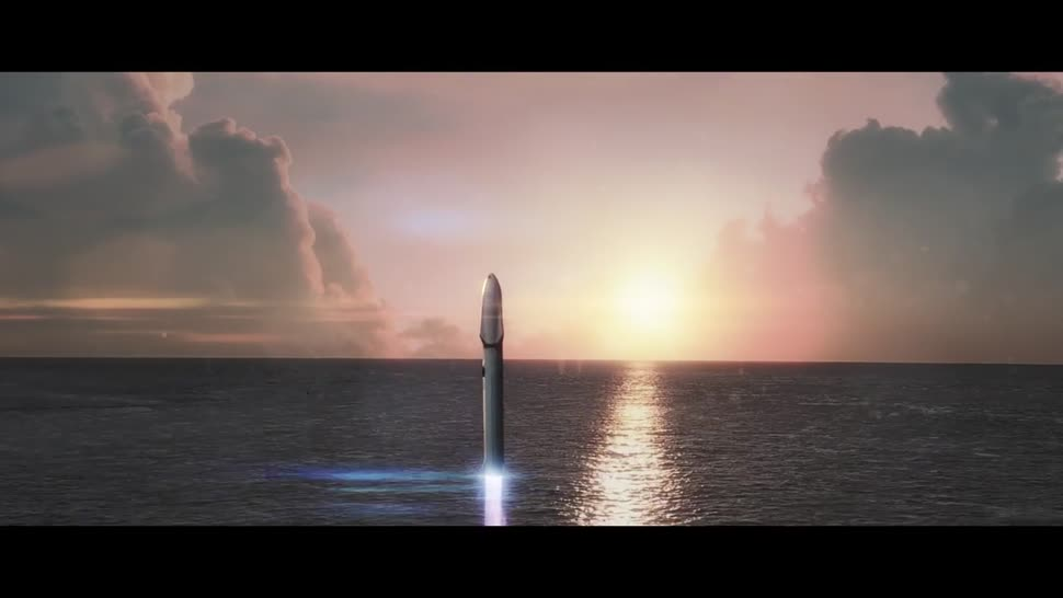 Raumfahrt, Mars, Elon Musk, Spacex, Interplanetary Transport System, Raumschiff