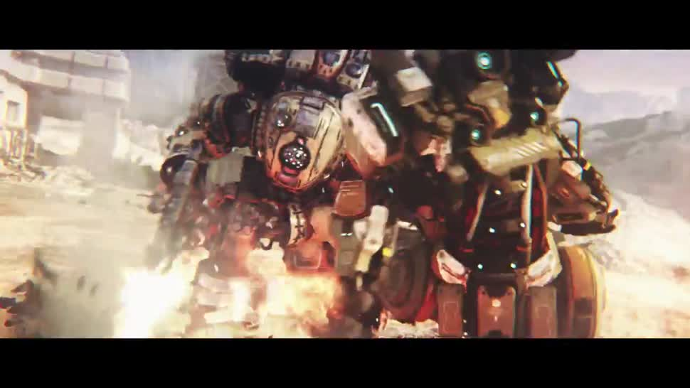 Trailer, Electronic Arts, Ea, Ego-Shooter, Titanfall, Titanfall 2