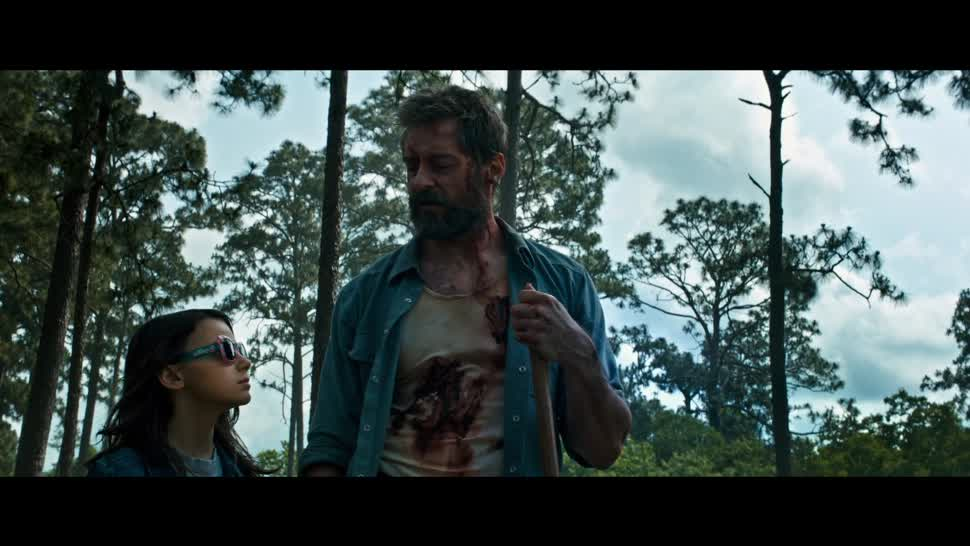 Trailer, Kino, Kinofilm, Marvel, 20th Century Fox, Wolverine, Logan, Hugh Jackman